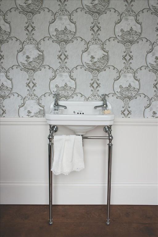 for a more contemporary solution - Edwardian Bathroom Design
