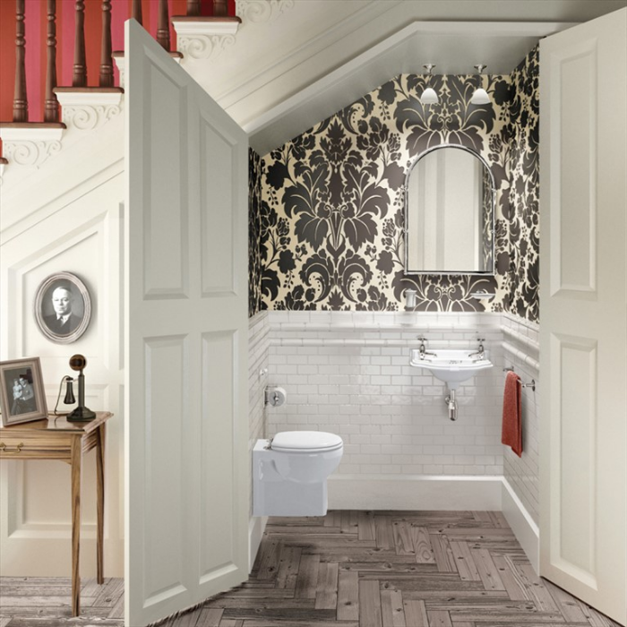 Burlington Bathrooms Have Crafted A Range Of Cloakroom Options So You Can Match Your Chosen Style Throughout Home They Offer Edwardian Victorian And